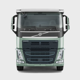 Кабина low sleeper на Volvo FH