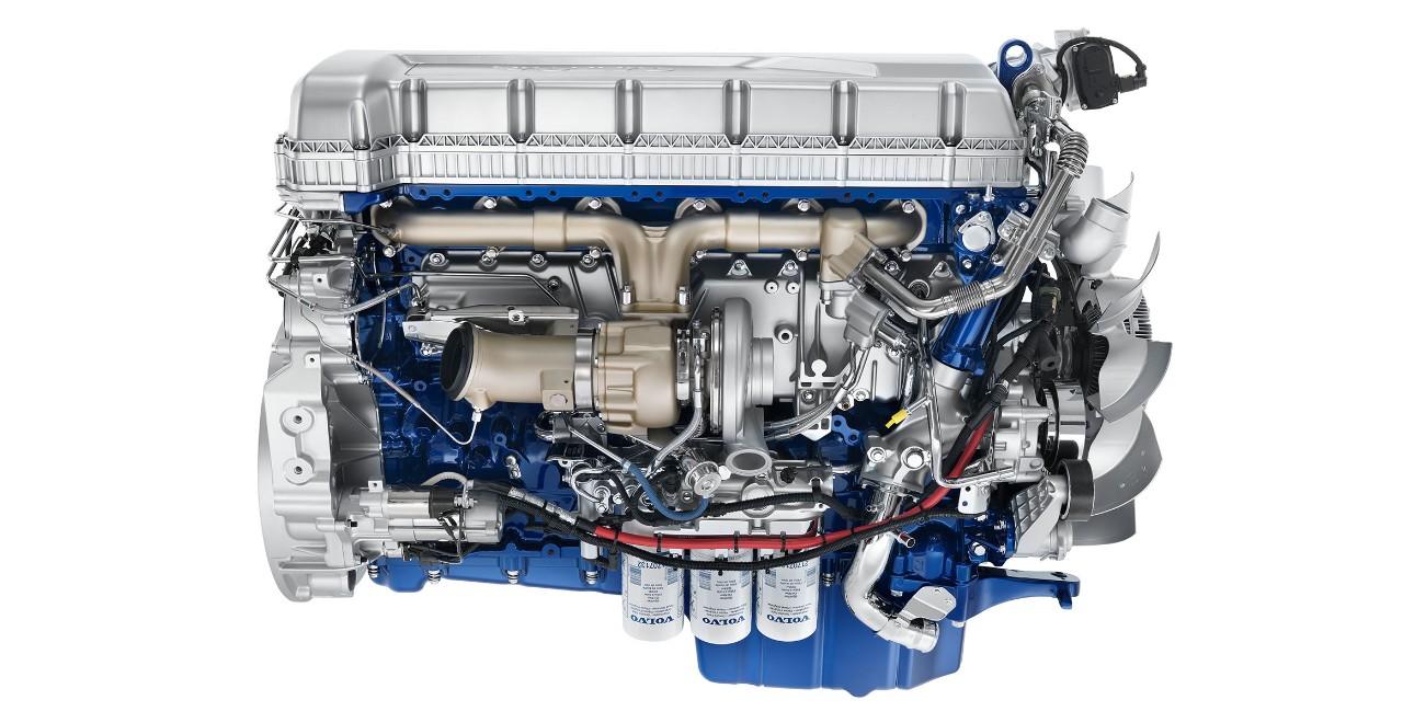 Мотор на Volvo Trucks
